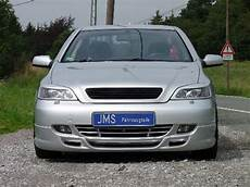 jms frontlippe racelook opel astra g coupe cabrio jms