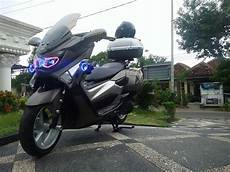Modifikasi Nmax Touring by Yamaha Nmax Touring Dengan Desain Terbaru