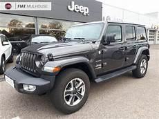 jeep wrangler d occasion jeep wrangler 2 2 multijet 200ch unlimited bva8 occasion hes2 vdjw217599