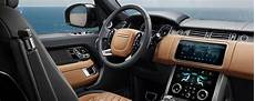 2019 land rover interior 2019 range rover interior range rover features