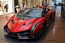 Lamborghini Veneno Roadster Spotted In Bologna Italy