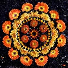 blumen mandala artist s wildflower mandalas are offerings from