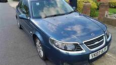 auto air conditioning service 2007 saab 42133 electronic toll collection saab 2007 9 5 vector sport tid blue car for sale