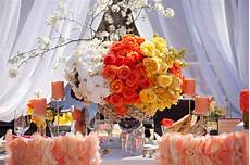 12 wedding flower color combos perfect for summer onewed