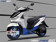 Yamaha Freego Modifikasi by Freego Yamaha Warungasep
