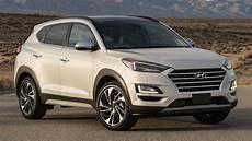 2019 Hyundai Tucson Facelift Drops Turbo Dct In Us Paul