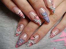 nails muster best nail freehand nail patterns for