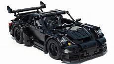 Lego Technic Porsche 911 Gt3 Rs Moc