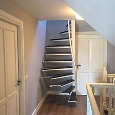 gain de place fr escalier gain de place 1m2 eestairs avec marches en cuir