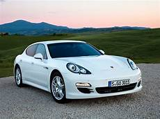 Porsche Panamera Diesel 2011 2012 2013 Autoevolution