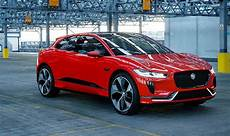 Jaguar Land Rover Plans To Sell Only Electric And Hybrid