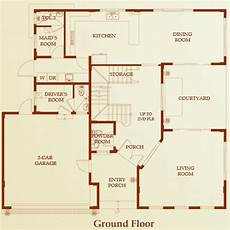 eliot house floor plan eliot single detached house and lot at promenade