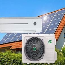 Climatisation Solaire Prix Climatisation Solaire Dc 12000btu Du Climatiseur 12000btu
