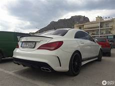 Mercedes 45 Amg Edition 1 C117 29 October 2017