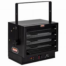 electric garage pro 240 volt 7500 watt electric garage heater