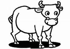 Terkeren 30 Gambar Lembu Kartun Hitam Putih Kumpulan