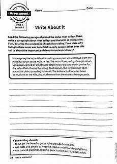 river valley civilizations worksheet answer key kids activities