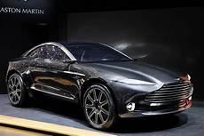 Suv Aston Martin Aston Martin Dbx Concept Previews An All Electric Suv