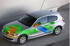 brennstoffzellen versuchsfahrzeug der bmw auf 1er basis