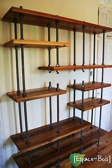 etag 232 re en bois style industriel d 233 co diy d 233 co diy