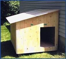 diy insulated dog house plans large dog house plans free dogs pet animals photos
