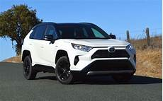 2019 Toyota Rav4 Hybrid Canadian Pricing Announced The