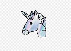 Unicorn Malvorlagen Kostenlos Font Einhorn Emoji Legend 228 Re Kreatur Iphone White
