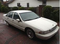 all car manuals free 1992 chevrolet caprice transmission control find used 1992 chevrolet caprice classic sedan 4 door 5 0l no reserve 68 miles in absecon
