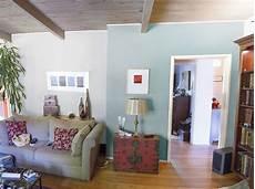 living room rendering paint colors bm quot cedar key quot on