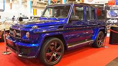 Mercedes G Class G400 Cdi Germanspecialcustoms Tuning At