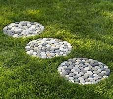 steine für garten gartendeko basteln naturmaterialien 35 beispiele wie