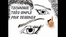 comment dessiner des yeux pour les d 233 butant dessiner