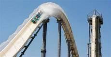 cing toboggan espagne le plus haut et plus toboggan aquatique du monde
