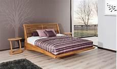 massiv betten massivholzbett bett schlafzimmerbett fresno buche massiv