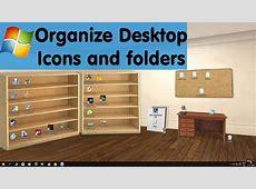 Best Windows 10 Desktop Organizer Wallpaper Ever   YouTube