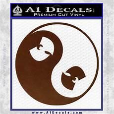 Malvorlagen Yin Yang Wu Wu Tang Clan Yin Yang Decal Sticker 187 A1 Decals