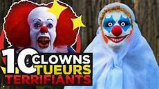 maquillage clown tueur homme 108811 10 clowns tueurs terrifiants du cinema