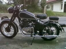 Modifikasi Motor Klasik by Acas303 Showroom Motor Modifikasi Custom Dan Klasik