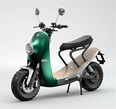 Nito Nes Electric Moped Scooter 2019