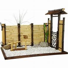furniture zen bamboo mini garden ebay