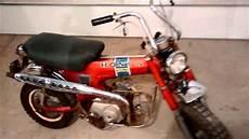 1972 honda ct70 mini trail parts bike