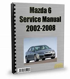 mazda 6 2002 2008 factory service repair manual download pdf down mazda 6 2002 2008 service repair manual download download manuals