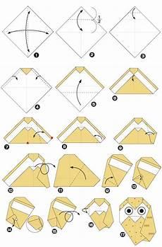 origami animaux facile tutoriel origami animaux