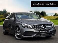 Mercedes A Class A 200 D Amg Line Premium Grey 2017