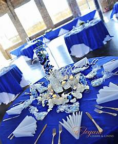 wedding table decoration navy blue buscar con google