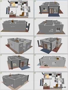 Cara Membuat Desain Rumah 2 Lantai Dengan Sweet Home 3d