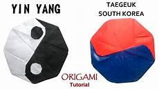 Malvorlagen Yin Yang Wu Origami Yin Yang Chi Symbol Tutorial Mi Wu 折り紙