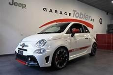 Fiat 500 Abarth Kleinwagen 2017 Occasion Garage Tobler