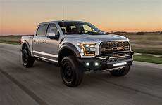 Hennessey Gives The Ford F 150 Raptor 605 Hp 4 2 Second 0