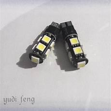 Lu Led Variasi Motor by Jual Lu Mobil Motor Variasi Led T10 Jagung 9 Smd 5050